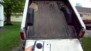 Dump kit install on Ford f350