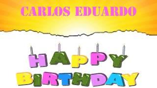 CarlosEduardo   Wishes & Mensajes - Happy Birthday
