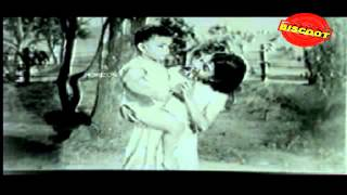 Kizhakkudikkile| Malayalam Movie Songs | Aadyakiranangal (1964)