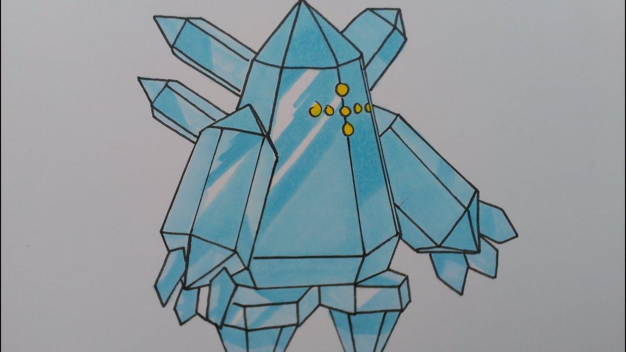 legendary pokemon to draw - photo #19