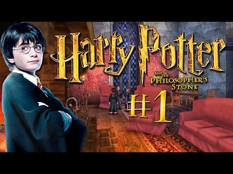 Гарри Поттер и Философский Камень - Прохождение #1