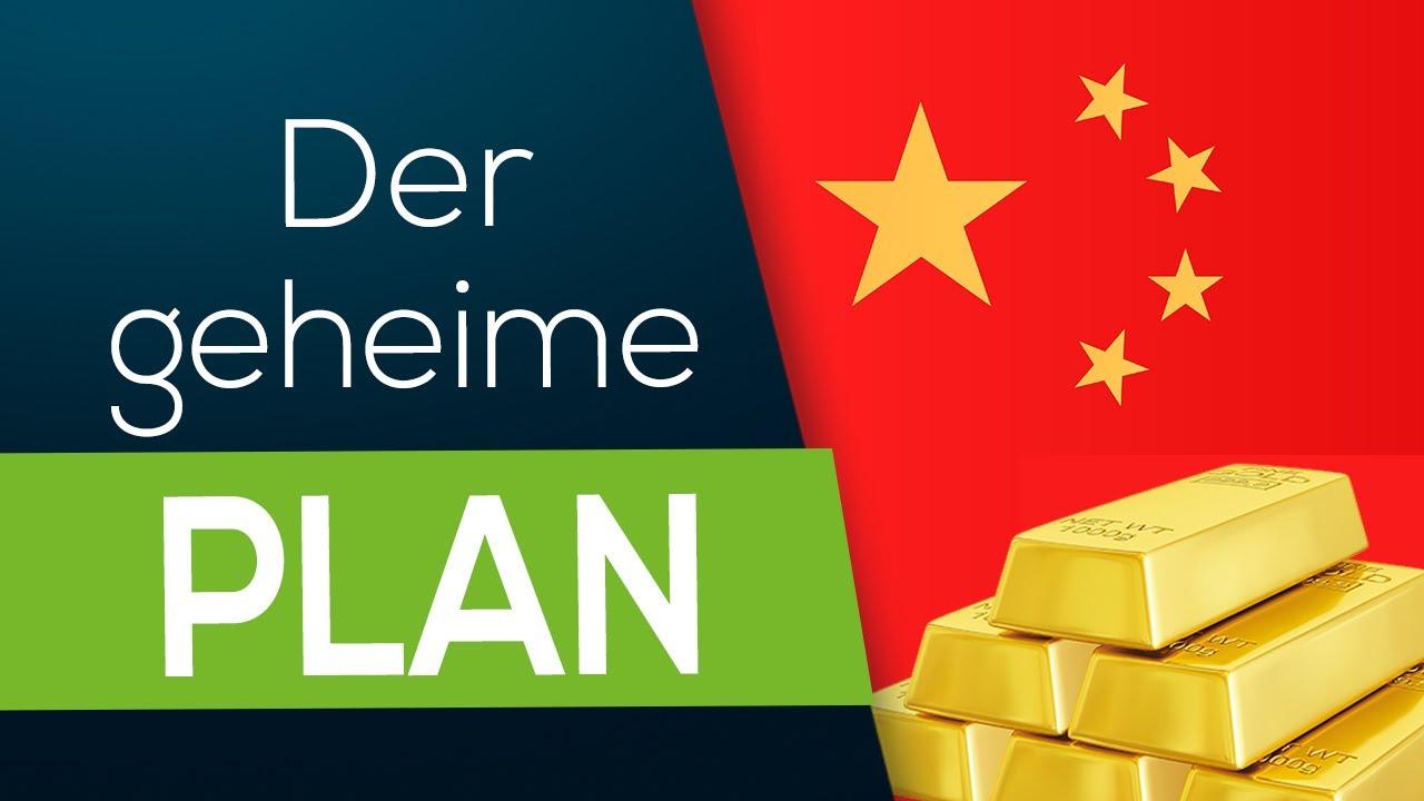 GOLD: Chinas geheimer Plan!
