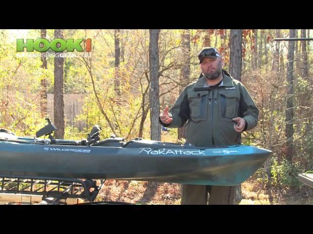 Wilderness Systems ATAK 140 Fishing Kayak - Full Walkthrough