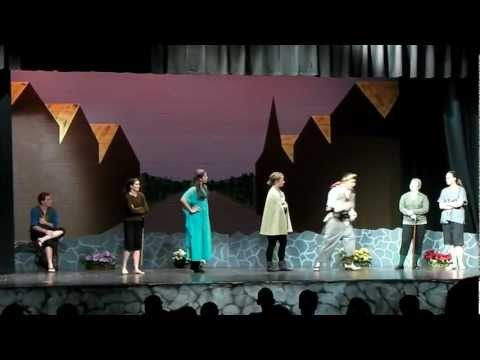 Taming of the shrew Act3 scene 2?  White Mountains Regional High School