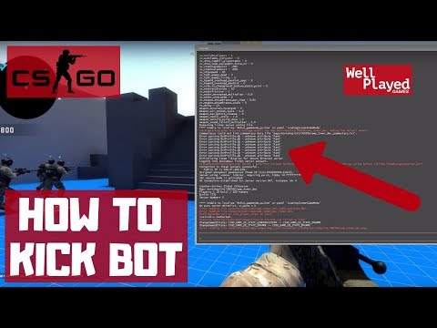 HOW TO KICK BOTS | COUNTER STIKE GLOBAL OFFENSE