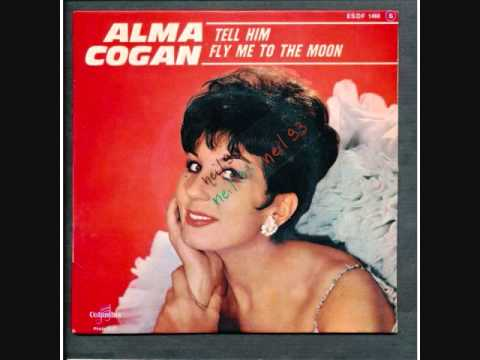 TELL HIM―Alma Cogan