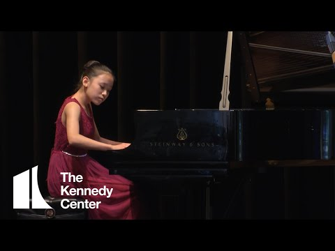 The 32nd International Young Artist Piano Competition - Millennium Stage (August 13, 2017)