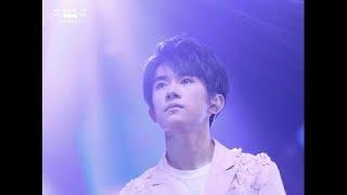 【TFBOYS易烊千玺】TFBOYS四周年演唱会8.13场《萤火》【Jackson Yi YangQianXi】