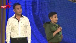 Chàng trai 12 tuổi hát Anh Ba Hưng xuất thần - Bạn Có Thực Tài? mùa 2 tập 13.