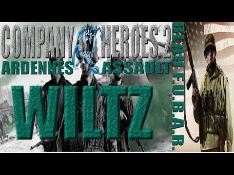 COH2-Ardennes Assault-Mission-Wiltz-Railsplitters. |