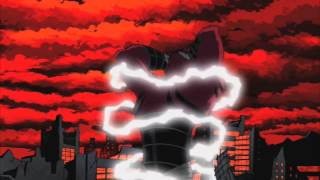 Raven vs Trigon - Final Battle Scene (Teen Titans) - HD