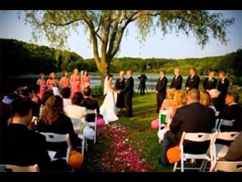 Cheap Decorating Ideas For Outdoor Weddings Youtube