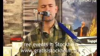 Nikola Sarcevic - Live at Bengans, Stockholm 3(4)