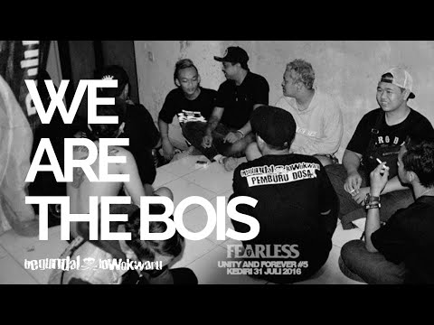 BEGUNDAL LOWOKWARU - WE ARE THE BOIS