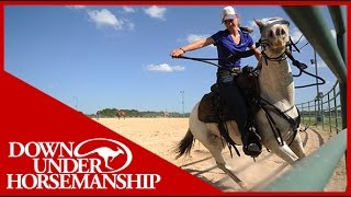 Clinton Anderson: A Day in the Life of an Ambassador Student, Part 4  Downunder Horsemanship