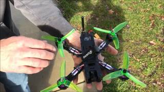 How To Instruction on Flipping and Rolling the Hubsan X4 H501S Quad Drone and Manual Mode Settings