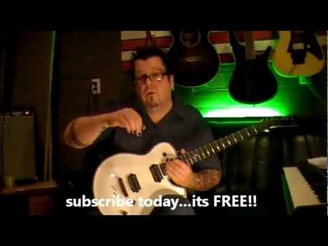 Fastway - Say What You Will - Guitar Lesson by Mike Gross