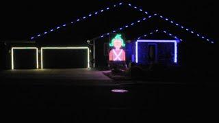 Oompa Augustus by Primus - Halloween Lights 2014