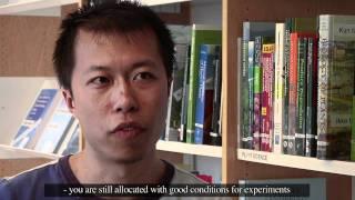 Study at Aarhus University -Tang Zhiyuan