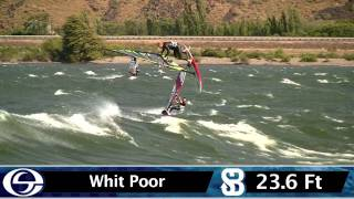Epicsessions.tv 2010 Gorge Windsurfing Jump Off Results