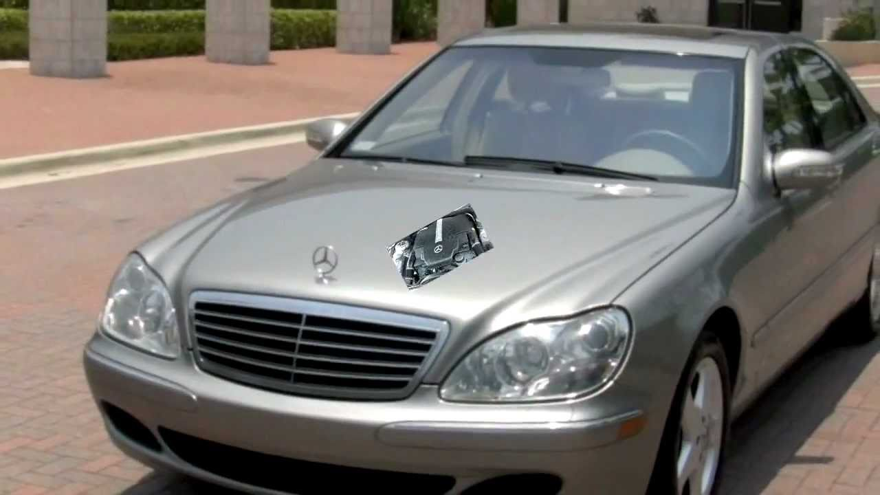 2004 mercedes benz s500 pewter metallic t2689 youtube. Black Bedroom Furniture Sets. Home Design Ideas