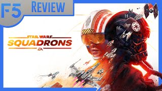 Star Wars: Squadrons Review: A Long and Entertaining Road (Video Game Video Review)
