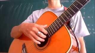 (Gpt guitar school) BÀI 2 Tập NHỊP và ĐIỆU guitar