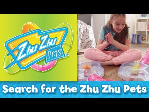Zhu Zhu Pets - Search For The Zhu Zhu Pets