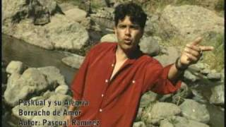 Paskual y Su Alegria - Borracho de Amor (HQ)