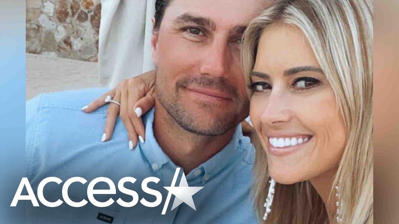Christina Haack engaged to boyfriend Joshua Hall