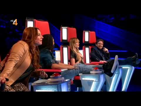 My TOP 10 Blind Auditions - The Voice (In the World)