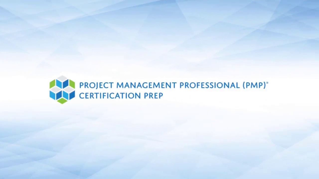 Project Management Professional Pmp Certification Prep Youtube
