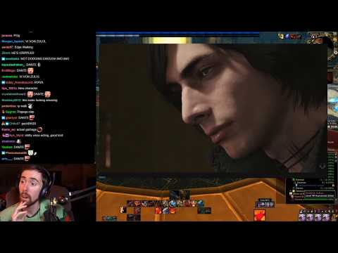 Asmongold Reacts to Devil May Cry 5 – Main Trailer