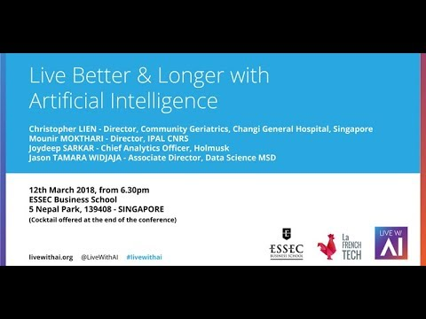 Live Better & Longer with Artificial Intelligence