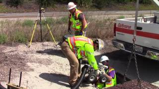 Caltrans News Flash #44 - Using Innovative Technology to Inspect Culverts