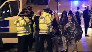 Manchester: Handyvideo zeigt Szenen im Ariana Grande-Konzert nach der Explosion