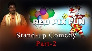 RedPix Fun Stand-up comedy- The Music Teacher Episode 2