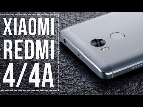 Xiaomi Redmi 4 и Redmi 4A - убийцы бюджетных смартфонов 2016 года