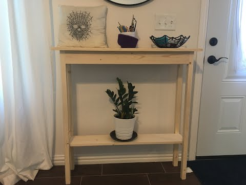 build-a-simple-console-table-for-entryway
