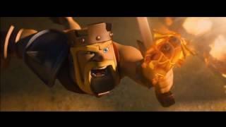 Bahubali Of Clash Of Clans Awsome trailer In Hindi