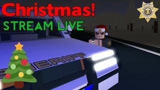🔴 Roblox Mano County Patrol! 🎅 Christmas Special 🎄 LIVE!