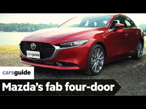 Mazda 3 sedan 2019 review: G20 Touring