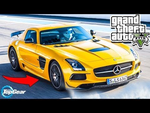 GTA 5: TOP GEAR CARS MOD!🚗💥 (GTA 5 Mod Gameplay)