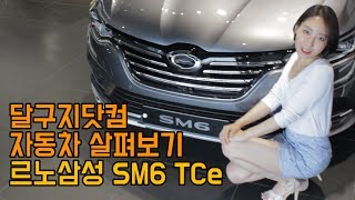 2017 SM6 1.6 터보 TCe 살펴보기, Car Tour Renault Talisman