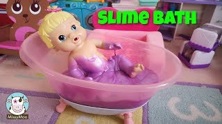 Baby Alive After School Routine with Bailey