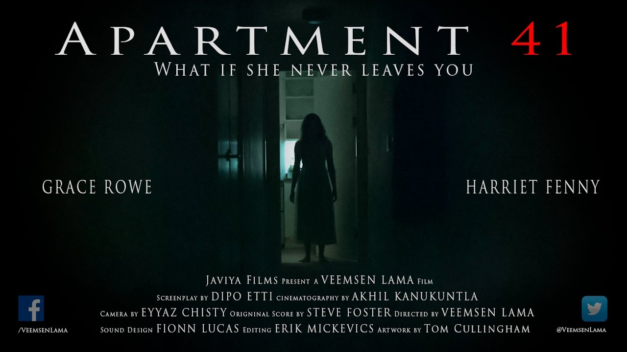 APARTMENT 41 - Horror Short Film