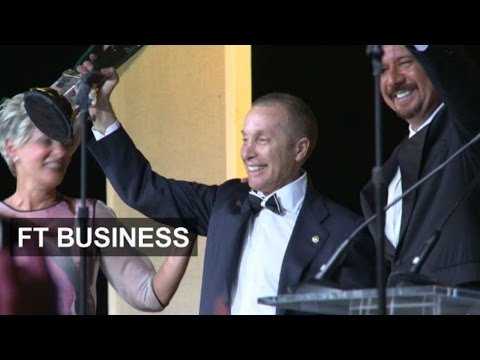 EY World Entrepreneur of the Year 2016 | FT Business