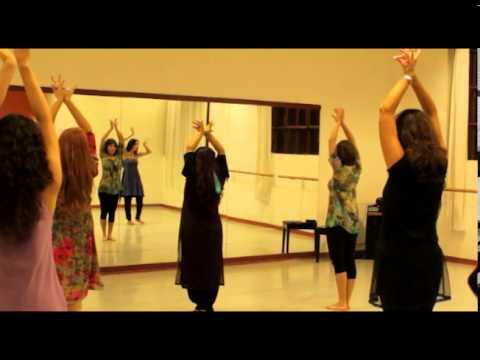 Persian Dance Class by Aram Ghasemy