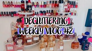 TUTTI I MIEI PROFUMI! DECLUTTERING & MORE | weekly vlog 2 | Vanessa Ziletti