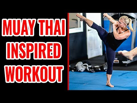 Fat Shredder Kickboxing Workout with Michael Zhang
